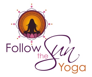Follow the Sun-Yoga logo